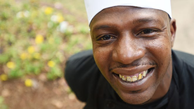 Chef Dexter Mason loves cooking at Grace Estate, where steaks are butchered in-house.