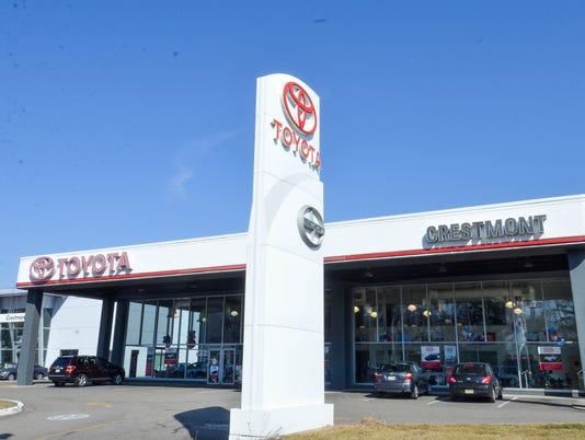 Crestmont Dealerships Route 23 Expansion Plans Ok D