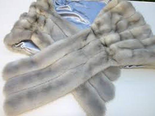 Some kind of pelt?