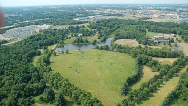 The Diocese of Covington once owned the site called Marydale in Boone County. The diocese initially sold land to Downtown-based Eagle Realty Group in 2006 and sold 38 more acres of land to the entity last week. Eagle now owns about 270 acres of land near Houston Road and Donaldson Highway.