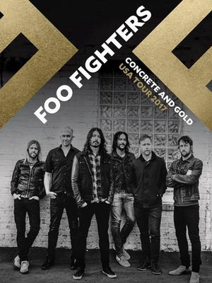 The Foo Fighters will perform in Fresno in December.