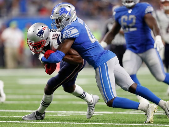 uk availability da394 a621e Detroit Lions notes: Moore twins reunited at Lions-Texans ...