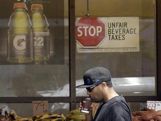 Soda tax 0708