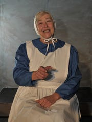 Nancy Holley star's in the Ice House production of