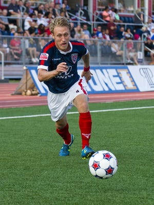 Brad Ring is just one of three holdovers from last year's Indy Eleven roster.