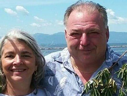 Glen and Margaret Carullo