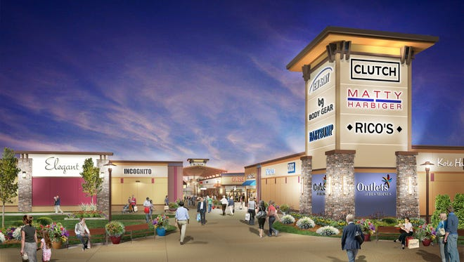 Construction on the Outlets of Des Moines will start this week in Altoona. Developers are creating a walkable shopping district.