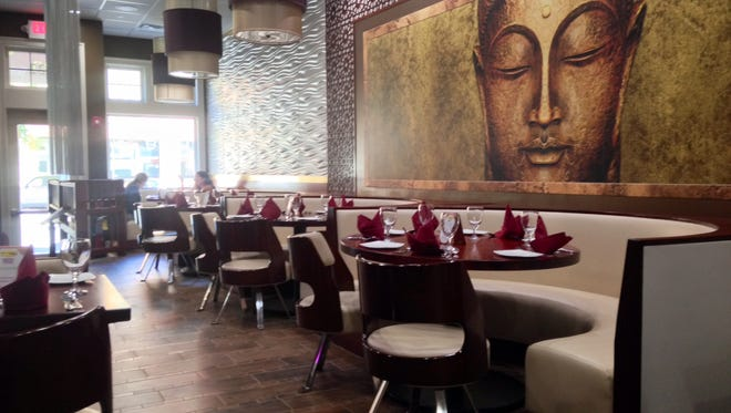 Spice Kitchen, a modern Indian restaurant in Mamaroneck, opened in September.