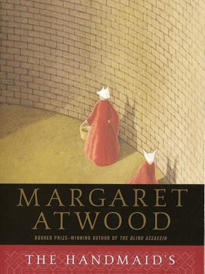 """""""The Handmaid's Tale,"""" Margaret Atwood."""
