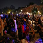 Police chief: 11 officers hurt, 32 arrests made in St. Louis protests