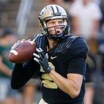 Using multiple Purdue quarterbacks still part of Brohm's plan