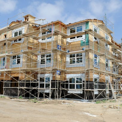 The Fore Property Co. is building 104 affordable apartments