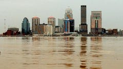 Ohio River could reach its highest level in coming days since the devastating 1997 flood