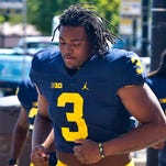 Michigan freshman DL Rashan Gary 'pretty incredible,' teammates say