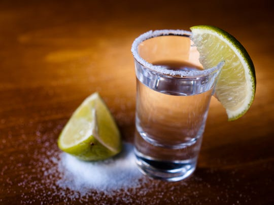 There'll be many varieties of tequila on offer during the Tequila Fest on Fountain Square July 21.