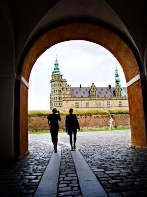 Copenhagen Castle is the most famous castle in Denmark.