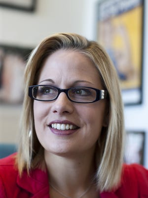 U.S. Rep. Kyrsten Sinema has decided not to attend the 2016 Democratic National Convention in Philadelphia.