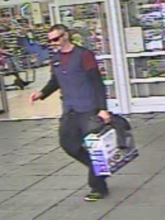 Walmart Theft Suspect (1)