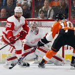 3 things to watch in Game 11: Flyers vs. Red Wings