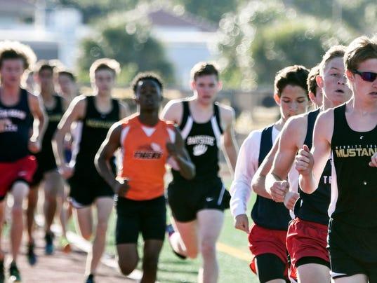 High School Track: Developmental Meet at Merritt Island