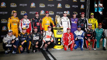Chase for the Sprint Cup kicks off with feuds, favorites and missing stars