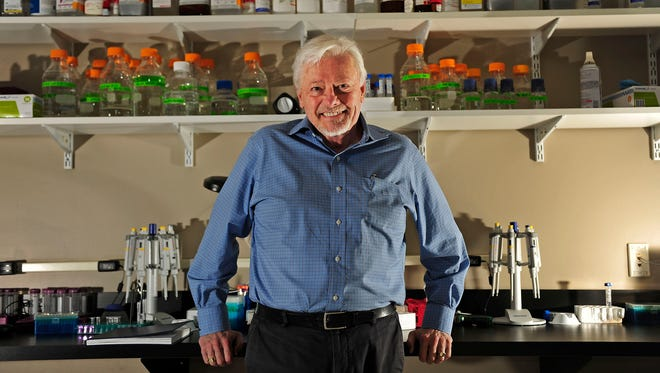Molecular Sensing CEO Bill Rich has raised $4 million for his company from the state's TNInvestco and INCITE programs.