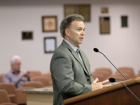 Texas state Rep. Joe Pickett, D-El Paso, has filed