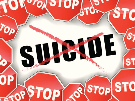 how to help a suicidal person