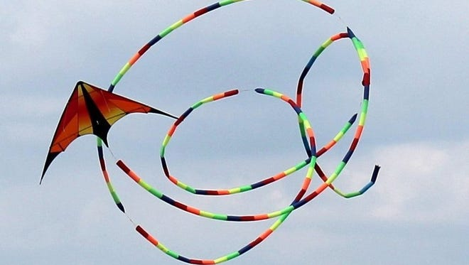 Kites Over Grinnell is coming back, thanks to the Grinnell Rotary Club. This popular family activity will be held on Sat., Sept. 24 from 10 a.m. to 4 p.m. at the Ahrens Park (driving range only), corner Penrose and 10th Ave.