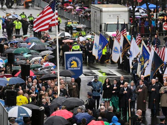 JUMP OPTION Boston Marathon Bombing Anniversary