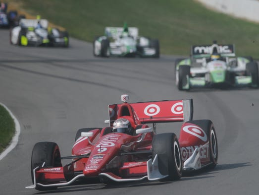 August 3, 2014 Honda Indy 200