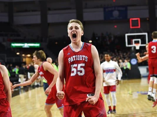 Class AA State Boys Basketball Championship - Washington-Lincoln