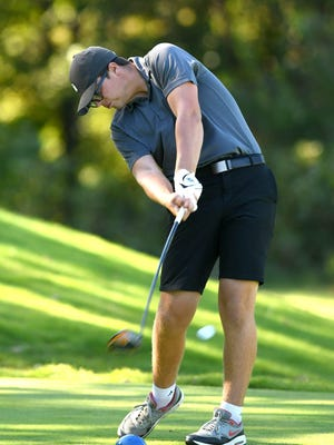 Sandy Valley's Connor Ritter will compete in the Division II boys golf state tournament this weekend.
