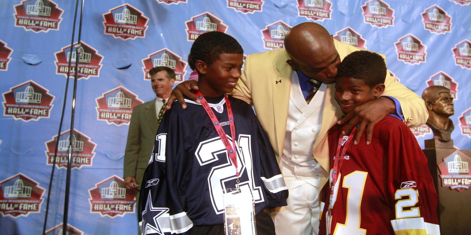 Deion Sanders' son, Shilo, commits to play at South Carolina