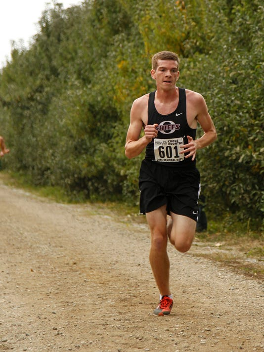 MHSAA Cross Country Regionals at Uncle John's Cider Mill