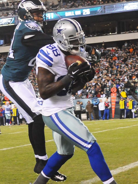 Bryant Cowboys Top Eagles For First Place In Nfc East