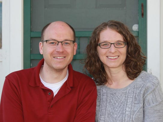 """Brad Casselberry and Diane Lang, authors of """"Images"""