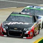 2014 NASCAR Sprint Cup race winners