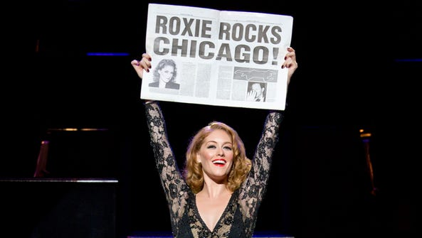 """""""Chicago"""" comes to the Pensacola Saenger Theatre Friday"""