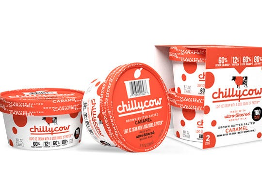 Chilly Cow is now available in supermarkets across Des Moines.