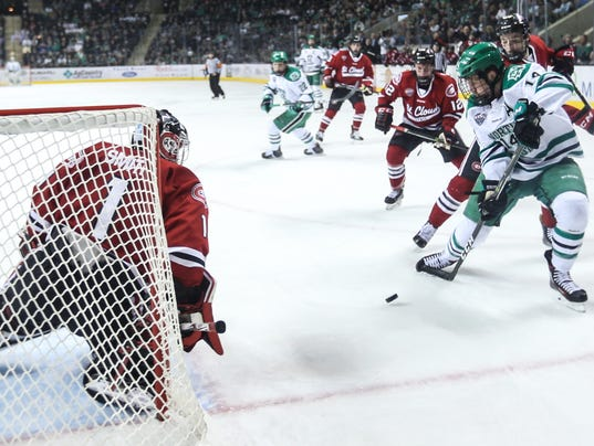 NCHC: Friday Night Rewind - UND Lost To St. Cloud State 3-1