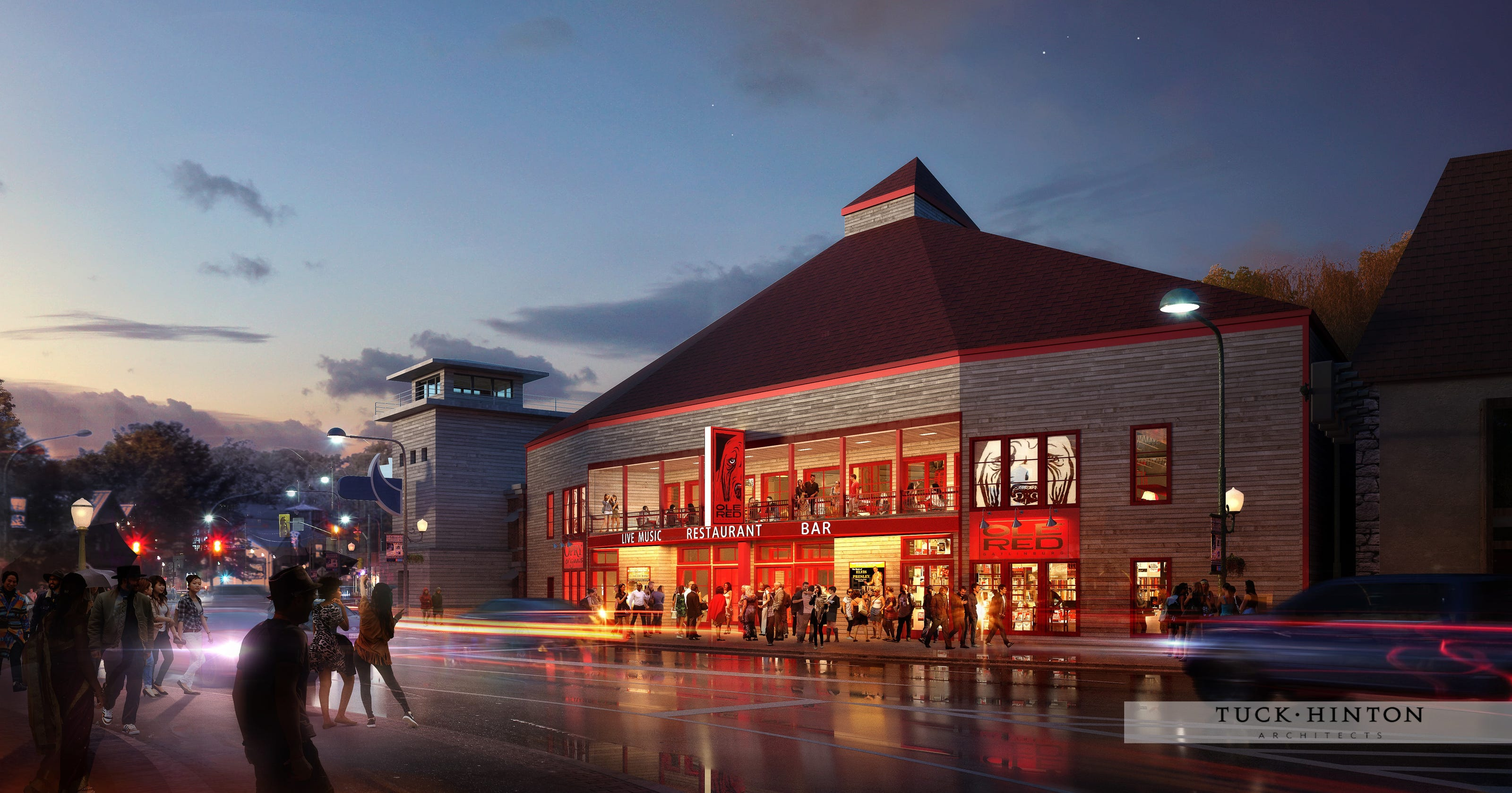 Blake Shelton Ryman To Open Ole Red Venue In Gatlinburg
