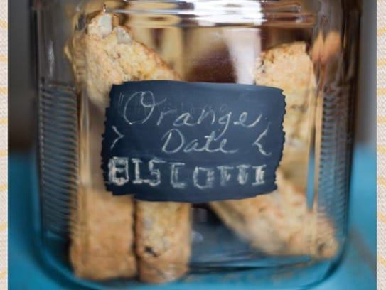burnin biscotti