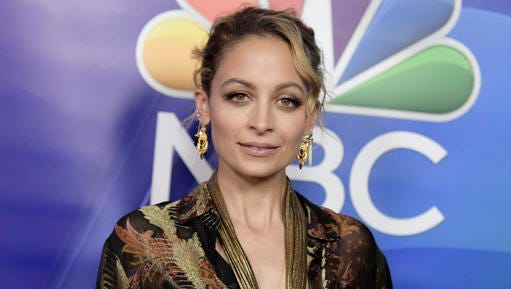 Nicole Richie attends the NBCUniversal portion of the 2017 Winter Television Critics Association press tour on Wednesday, Jan. 18, 2017, in Pasadena, Calif.