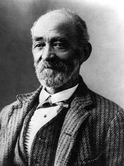 John W. Jones, a former station master on the Underground