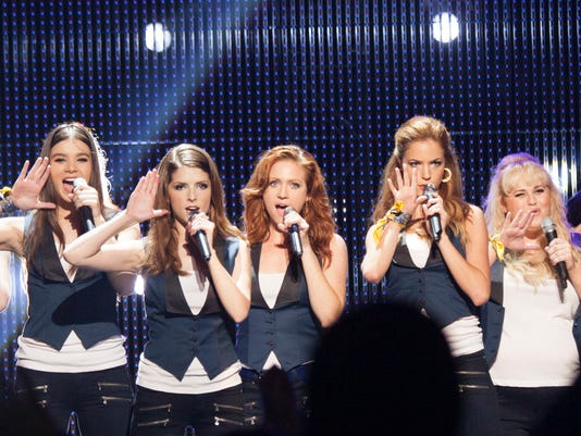 Film Title: Pitch Perfect 2