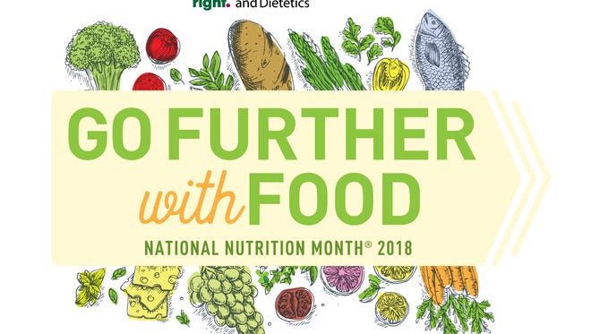 National Nutrition Month is an annual campaign created by the Academy of Nutrition and Dietetics (www.eatright.org) to provide education and help individuals make informed lifestyle choices.