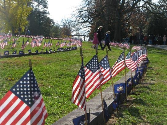 Dedication Day in Gettysburg is planned for Nov. 19.