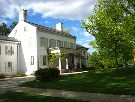 Morven Museum in Princeton