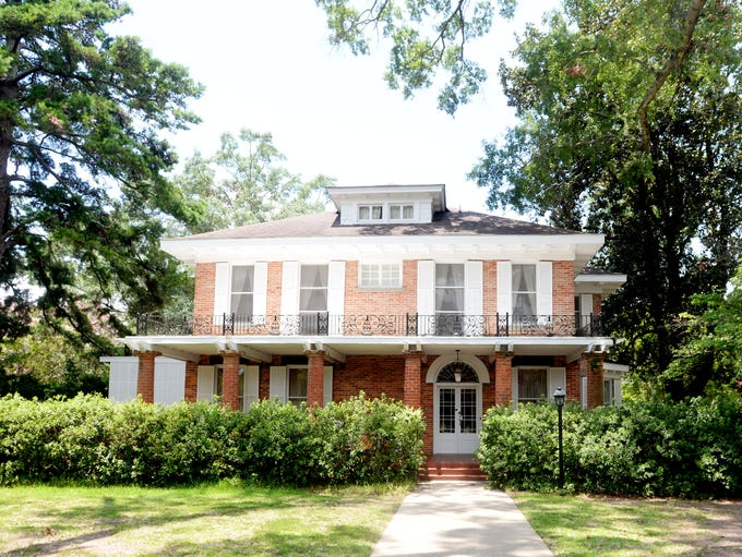 How the Natchitoches home made famous in the movie,